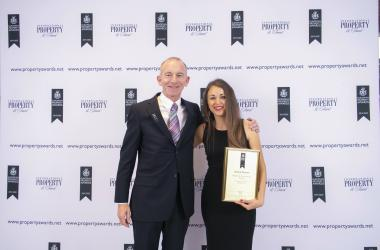Winner at European Property Awards